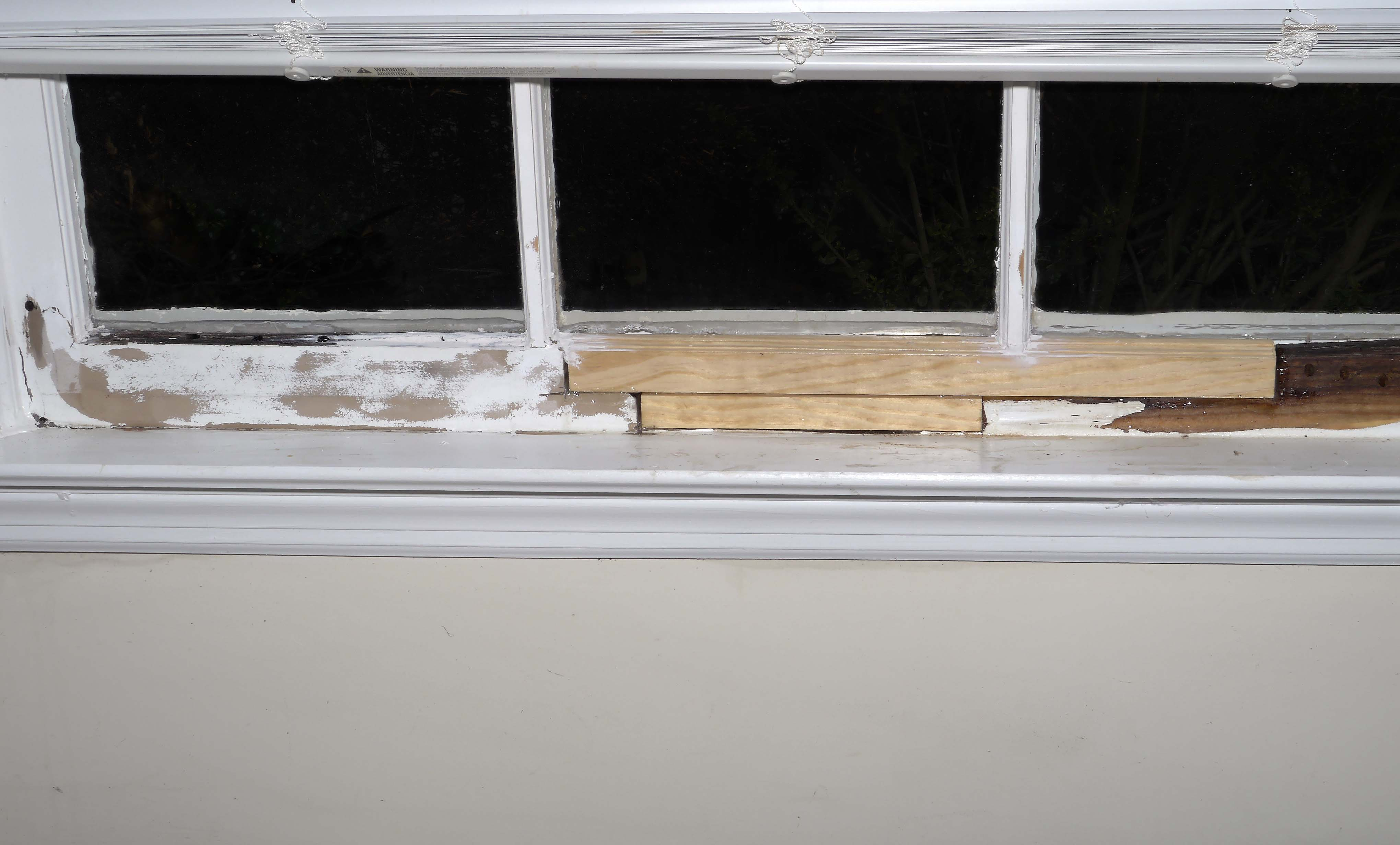 Repair a rotted window sill | Self Made Homes